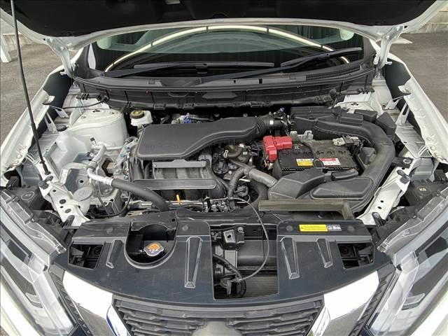 20X 地デジナビ バックカメラ 4WD 3列シート インテリジェントキー ステアリングリモコン アイドリングストップ(18枚目)