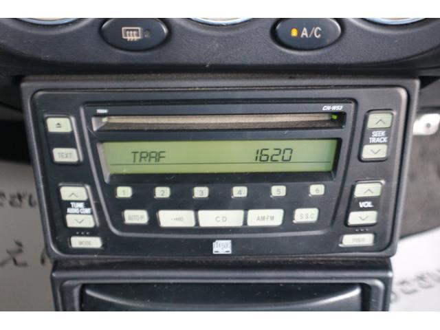 トヨタ MR-S Sエディション 1オーナー CD 6速 オープンカー