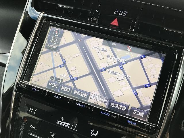 エレガンス G's サンルーフ 9型ナビTV バックカメラ(4枚目)