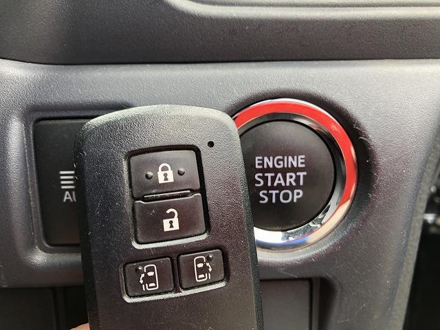 V 両側電動ドア 純正SDナビ バックカメラ LEDヘッドライト オートハイビーム 7人乗り ETC 純正アルミ クルーズコントロール フォグライト ウォークスルー スマートキープッシュスタート(23枚目)