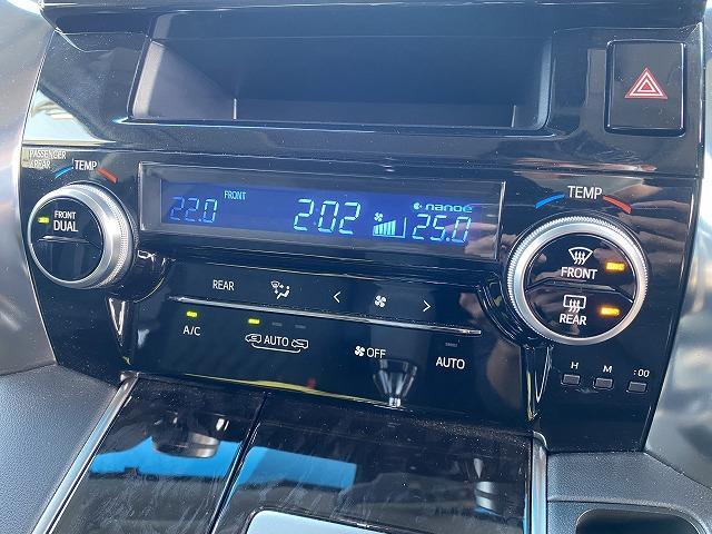2.5S Aパッケージ アルパイン9型ナビ バックカメラ フリップダウン 両側電動ドア サンルーフ デジタルインナーミラー 7人乗り オットマン レーダークルーズコントロール レーンキープ 純正アルミ クリアランスソナー(36枚目)