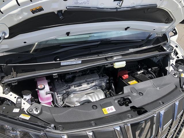 2.5X 新車未登録 ディスプレイオーディオ バックカメラ 両側電動ドア レーダークルーズコントロール レーンキープ スマートキー プッシュスタート 純正アルミ LEDヘッドライト(3枚目)