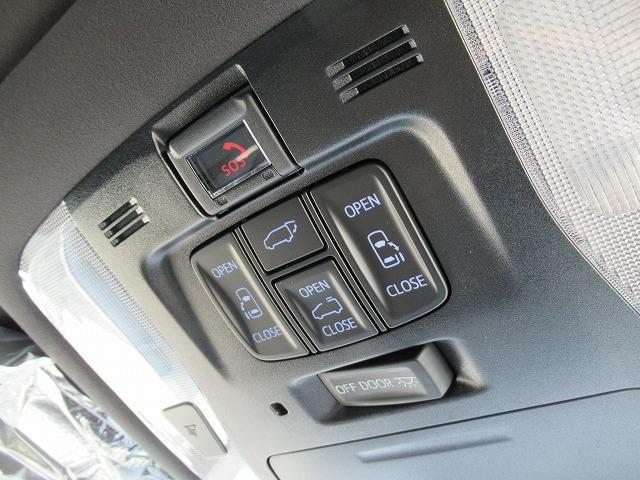 2.5S タイプゴールド 新車未登録 ディスプレイオーディオ バックカメラ 両側電動ドア パワーバックドア レーダークルーズコントロール Wサンルーフ ハーフレザー 純正アルミ LEDヘッドライト ステアリングリモコン(7枚目)