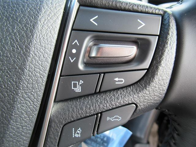2.5S タイプゴールド 新車未登録 ディスプレイオーディオ バックカメラ 両側電動ドア パワーバックドア レーダークルーズコントロール Wサンルーフ ハーフレザー 純正アルミ LEDヘッドライト ステアリングリモコン(28枚目)