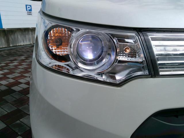 スズキ ワゴンRスティングレー X CDプレーヤー装着車 ETC HID オートライト