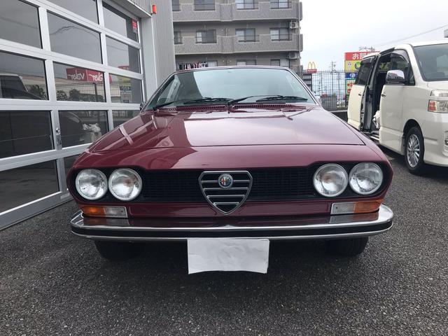 「アルファロメオ」「アルフェッタ」「クーペ」「静岡県」の中古車2
