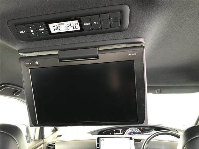アエラス プレミアム フルセグ メモリーナビ DVD再生 ミュージックプレイヤー接続可 後席モニター バックカメラ 衝突被害軽減システム ETC 両側電動スライド LEDヘッドランプ 乗車定員7人 3列シート ワンオーナー(9枚目)