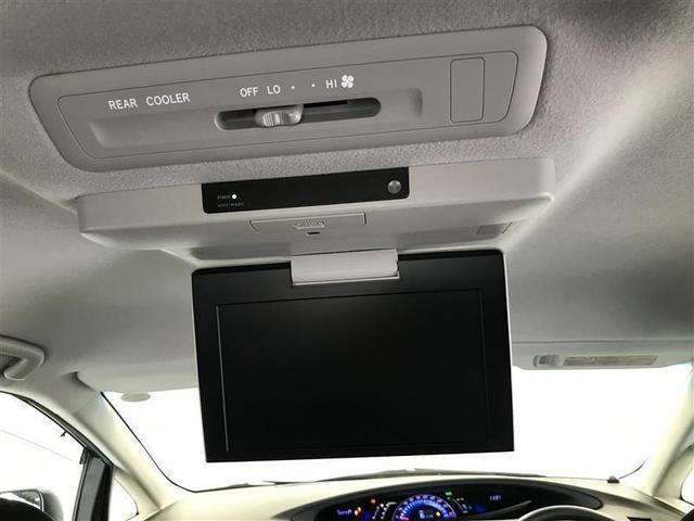 アエラス 4WD フルセグ HDDナビ DVD再生 ミュージックプレイヤー接続可 後席モニター バックカメラ ETC 両側電動スライド HIDヘッドライト 乗車定員7人 3列シート ワンオーナー(10枚目)