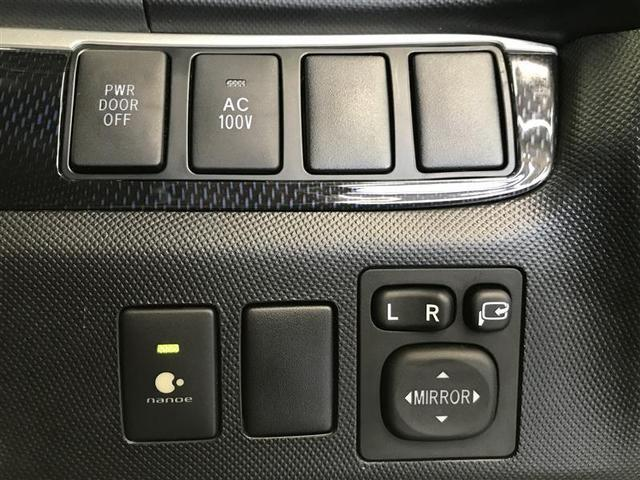 アエラス 4WD フルセグ HDDナビ DVD再生 ミュージックプレイヤー接続可 後席モニター バックカメラ ETC 両側電動スライド HIDヘッドライト 乗車定員7人 3列シート ワンオーナー(19枚目)