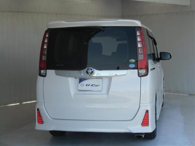 トヨタ ノア Si SDナビ 後席モニター 両側パワースライド
