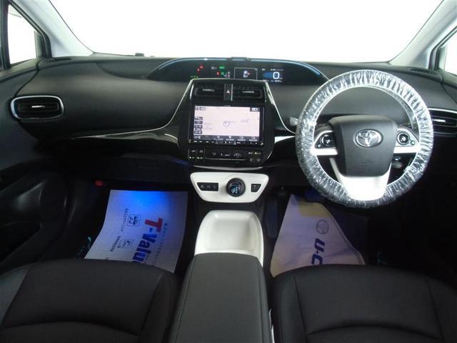 トヨタ プリウス Aツーリングセレクション  トヨタセーフティーセンスP