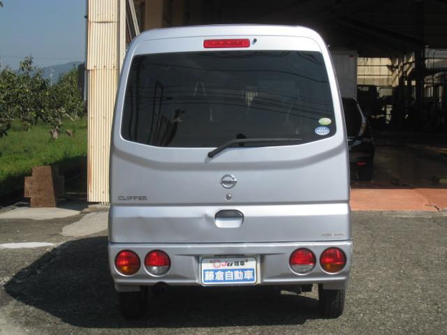 日産 クリッパーバン GL 4WD AT キーレス ETC