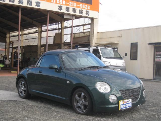 「ダイハツ」「コペン」「オープンカー」「岐阜県」の中古車6