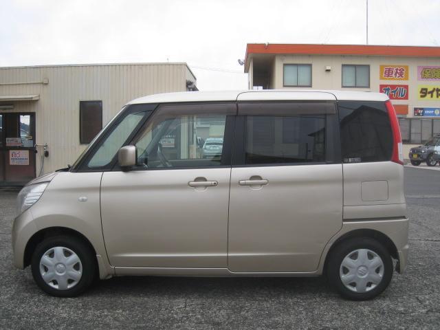 「スズキ」「パレット」「コンパクトカー」「岐阜県」の中古車5