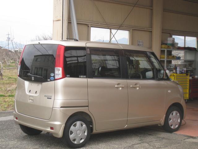 「スズキ」「パレット」「コンパクトカー」「岐阜県」の中古車8