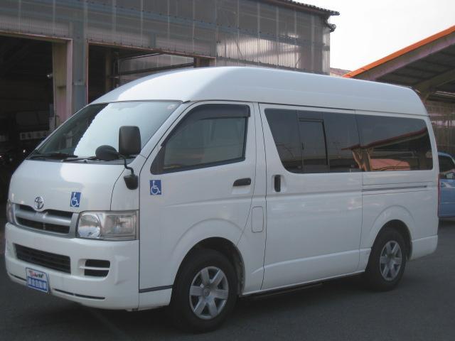 「トヨタ」「レジアスエースバン」「その他」「岐阜県」の中古車7