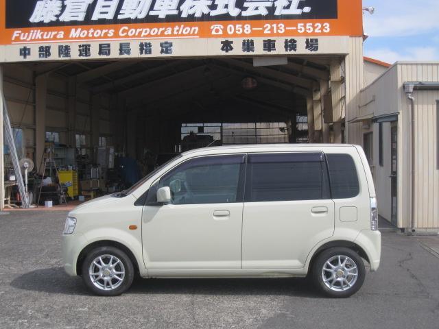 「三菱」「eKワゴン」「コンパクトカー」「岐阜県」の中古車5