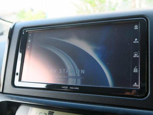 トヨタ ウィッシュ 1.8S 純正HDDナビ フルセグ スマートキー