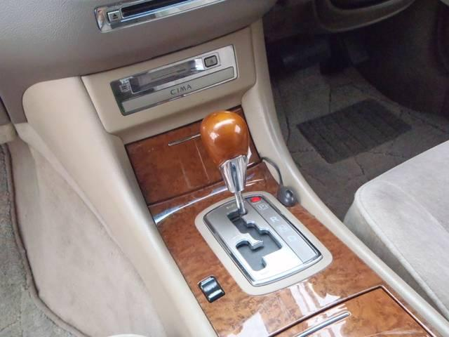 日産 シーマ 450XL ローダウン エアロパーツ 20インチAW