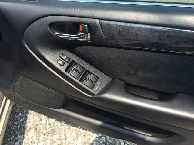 トヨタ アリスト V300ベルテックスエディションワンオーナー前席パワーシート