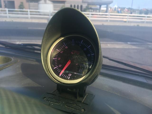 ダイハツ ハイゼットトラック ベースグレード 5速マニュアル エアコン 社外タコメーター
