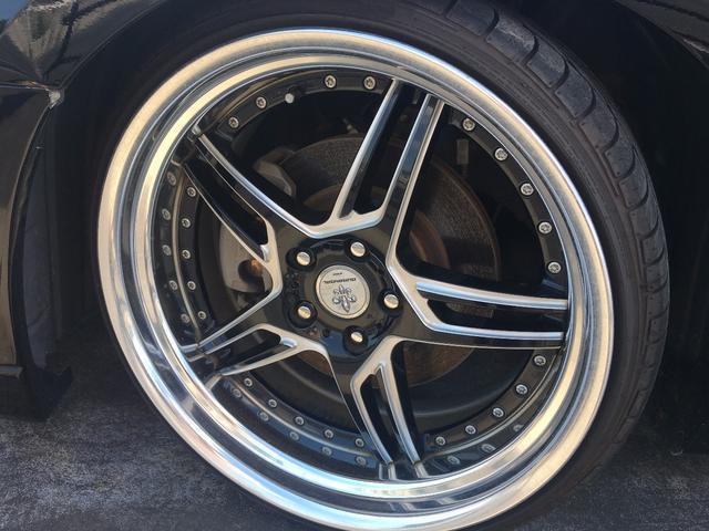 日産 フーガ 350GTスポーツパッケージ K BREAKエアロ マフラー