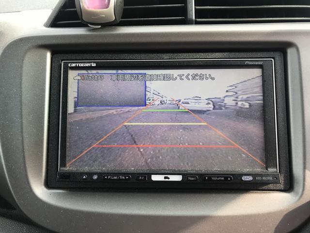 ホンダ フィット G スマートスタイルエディション 社外HDDナビTV ETC