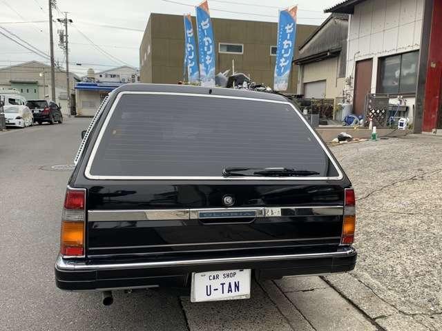 「日産」「グロリアワゴン」「ステーションワゴン」「愛知県」の中古車6