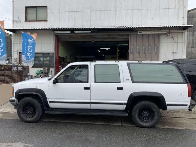 「シボレー」「シボレーサバーバン」「SUV・クロカン」「愛知県」の中古車4