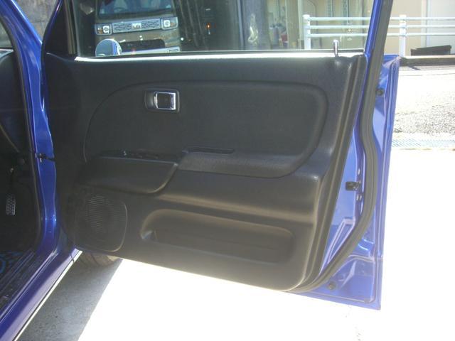 ミニライトスペシャルターボ 5速MT ユニオンジャックルーフ ローダウン フェンダーミラー DCN13AW 新品シートカバー クラッチ4点 Tベルト Wポンプ交換済 禁煙車(64枚目)