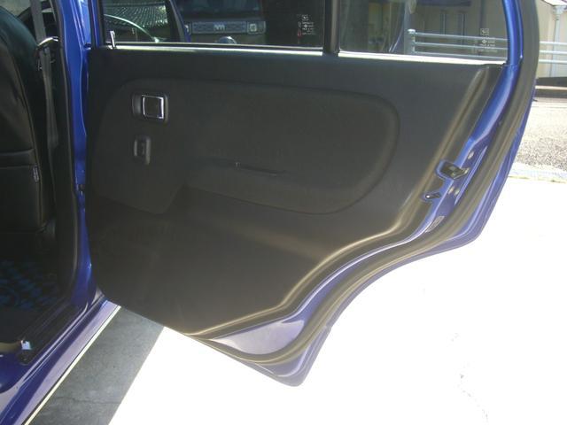 ミニライトスペシャルターボ 5速MT ユニオンジャックルーフ ローダウン フェンダーミラー DCN13AW 新品シートカバー クラッチ4点 Tベルト Wポンプ交換済 禁煙車(66枚目)