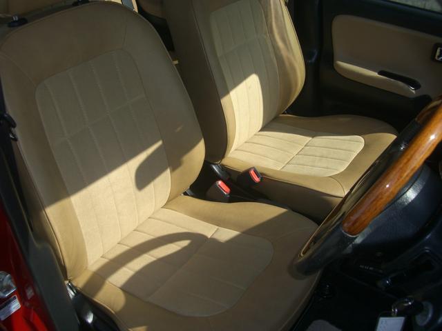 ジーノ 最終モデル ウッド調インテリア ローダウン ミニライト14AW 新品タイヤ タイミングベルト ウォータポンプ交換済(12枚目)