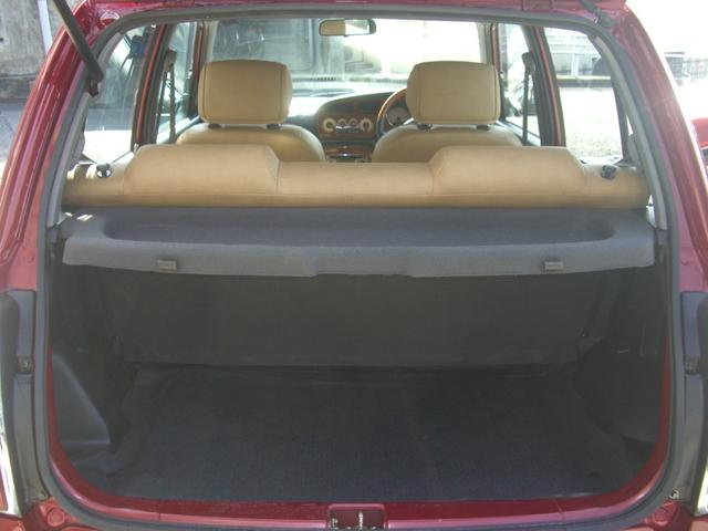 ジーノ 最終モデル ウッド調インテリア ローダウン ミニライト14AW 新品タイヤ タイミングベルト ウォータポンプ交換済(17枚目)