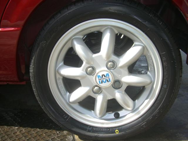 ジーノ 最終モデル ウッド調インテリア ローダウン ミニライト14AW 新品タイヤ タイミングベルト ウォータポンプ交換済(20枚目)