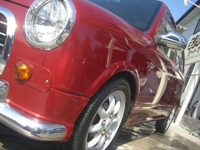 ジーノ 最終モデル ウッド調インテリア ローダウン ミニライト14AW 新品タイヤ タイミングベルト ウォータポンプ交換済(33枚目)