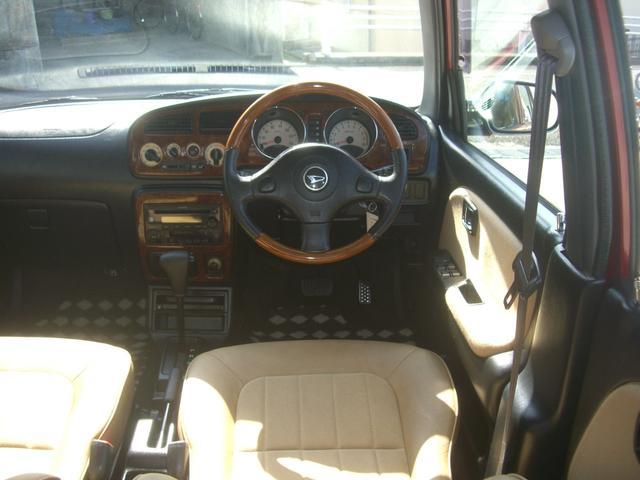 ジーノ 最終モデル ウッド調インテリア ローダウン ミニライト14AW 新品タイヤ タイミングベルト ウォータポンプ交換済(50枚目)