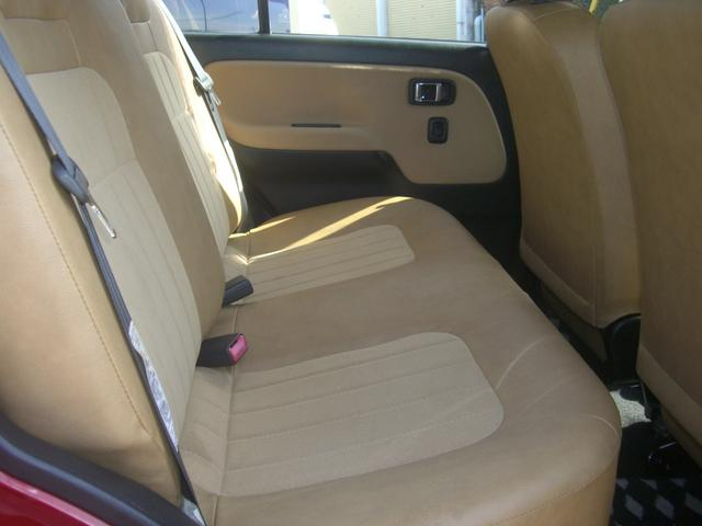 ジーノ 最終モデル ウッド調インテリア ローダウン ミニライト14AW 新品タイヤ タイミングベルト ウォータポンプ交換済(56枚目)