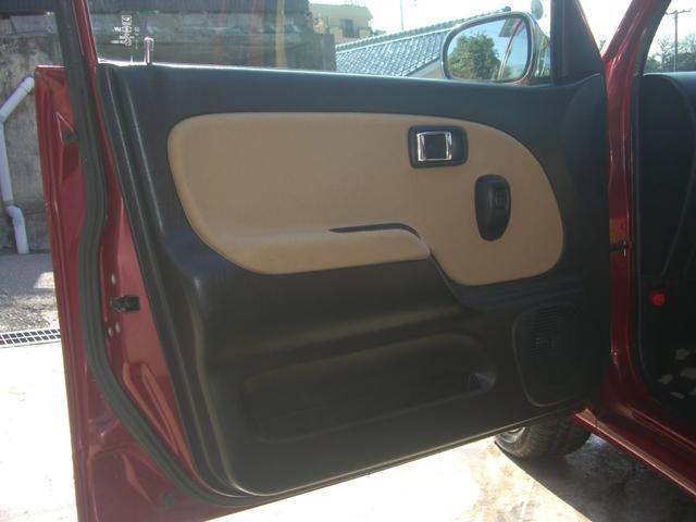 ジーノ 最終モデル ウッド調インテリア ローダウン ミニライト14AW 新品タイヤ タイミングベルト ウォータポンプ交換済(58枚目)