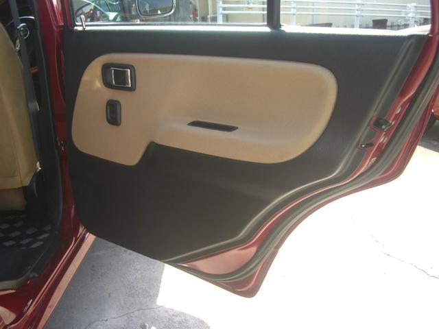 ジーノ 最終モデル ウッド調インテリア ローダウン ミニライト14AW 新品タイヤ タイミングベルト ウォータポンプ交換済(61枚目)