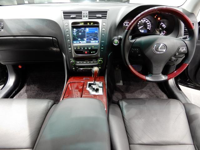 レクサス GS GS350VerI黒革HDD新品車高調新品20AW新品エアロ