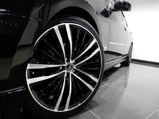 日産 フーガ 250GT 新品LD新品20AW新品エアロ新品6リング黒内装