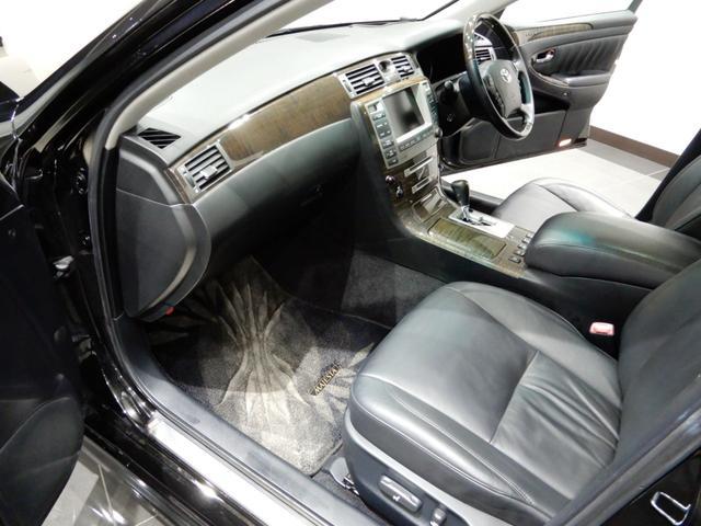 トヨタ クラウンマジェスタ C黒革サンルーフHDDフルセグLD20AWエアロSMDリング