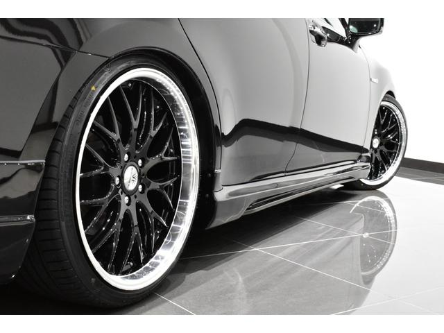 Gパッケージ 黒革新品車高調新品20AW新品フルエアロ1オナ(5枚目)
