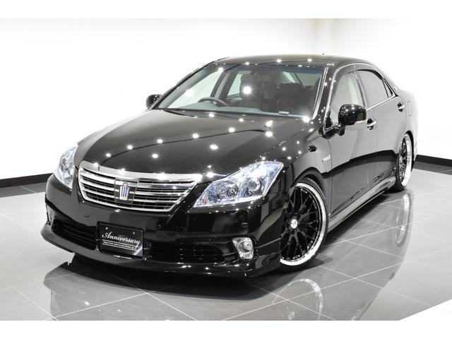 Gパッケージ 黒革新品車高調新品20AW新品フルエアロ1オナ(6枚目)