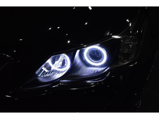 ☆SMDリングをヘッドライトへ装着させて頂いております!また、ヘッドライトのインナーはマットブラックに塗装させて頂いております。【夜間の視認性や存在感は抜群です!】☆