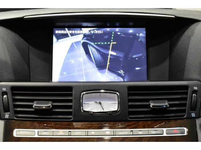 250GT Aパッケージ ブラックハーフレザーシート Bluetoothオーディオ HDD フルセグ サイドバックカメラ ETC ローダウン 新品21インチタイヤホイール 新品LED付フルエアロ 新品インフィニティエンブレム(17枚目)