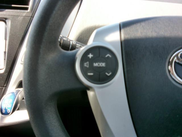 トヨタ プリウスアルファ S ナビTV バックカメラ ビルトインETC スマートキー