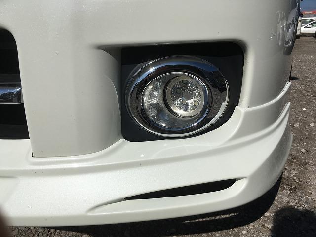 日産 セレナ ハイウェイスター 社外HDD ETC LEDフォグ
