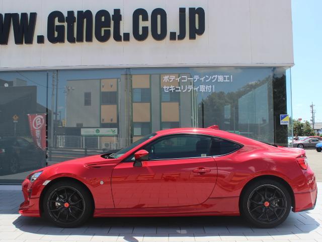 トヨタ 86 GT 後期モデル グラムライツ18アルミ SDナビ地デジ