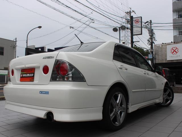RS200 リミテッドII 後期モデル オプションフルエアロ(2枚目)